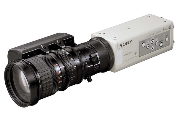 Sony Professional Solutions of America - DXC390