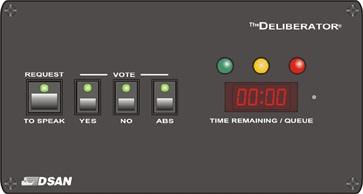 D'San Corp. - Deliberator™