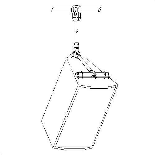 Ape Hanger Series 9 8 Single Point Speaker Suspension