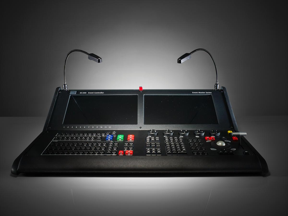 Ec 200 Large Event Controller Barco Av Iq