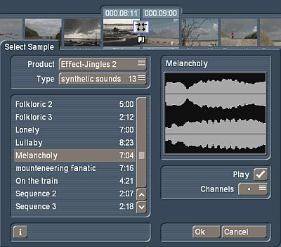 Effect-Jingles 2 | 60 Audio Sample Jingle Effect Software