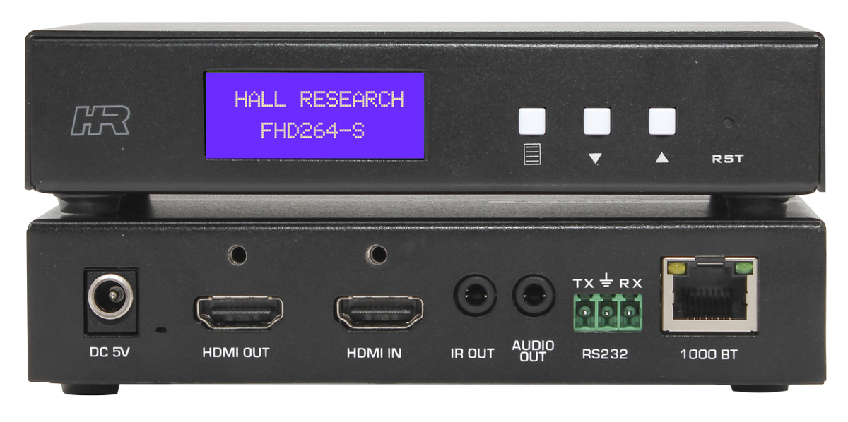 Hall Research Inc. - FHD264-S