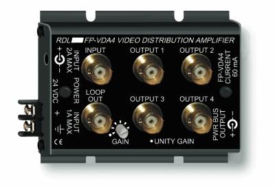 RDL, Radio Design Labs - FP-VDA4