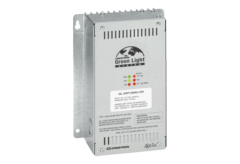 GL-EXP-DIMU-CN | 1-channel Green Light Universal Dimmer Expansion ...