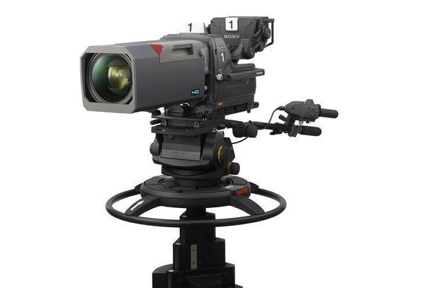 Sony Professional Solutions of America - HDC2000B
