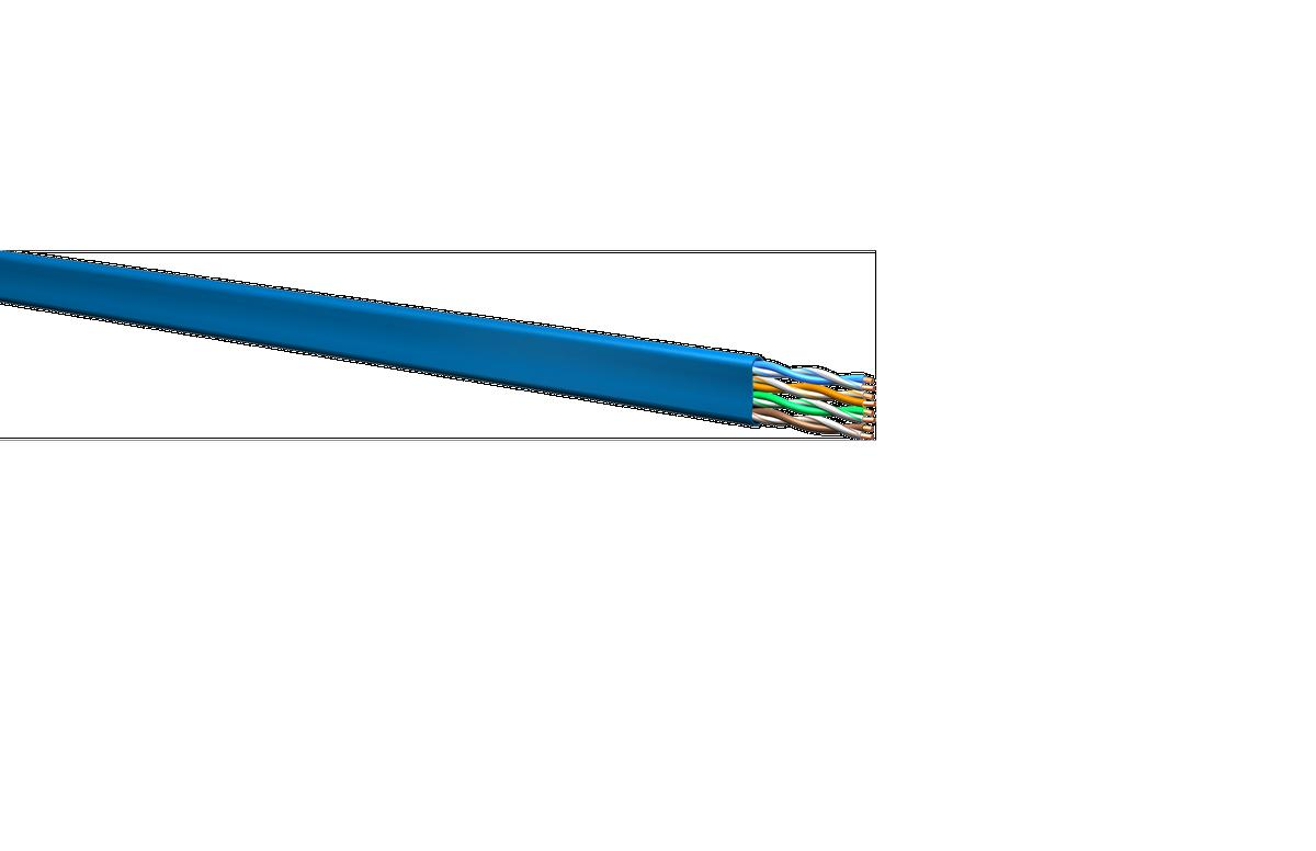 HW4191872A | 23 AWG 4-pair High Speed Data Transmission CMR Cable ...