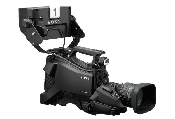 Sony Professional Solutions of America - HXCFB80