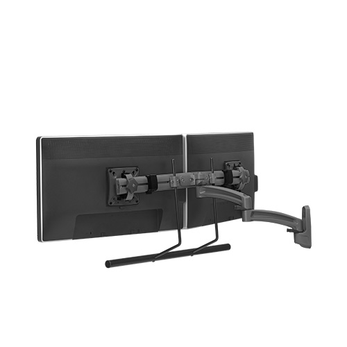 K2w22hb Dual Monitor Array K2w Wall Swing Arm Display