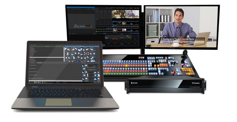 NewTek, Inc. - LiveGraphics™