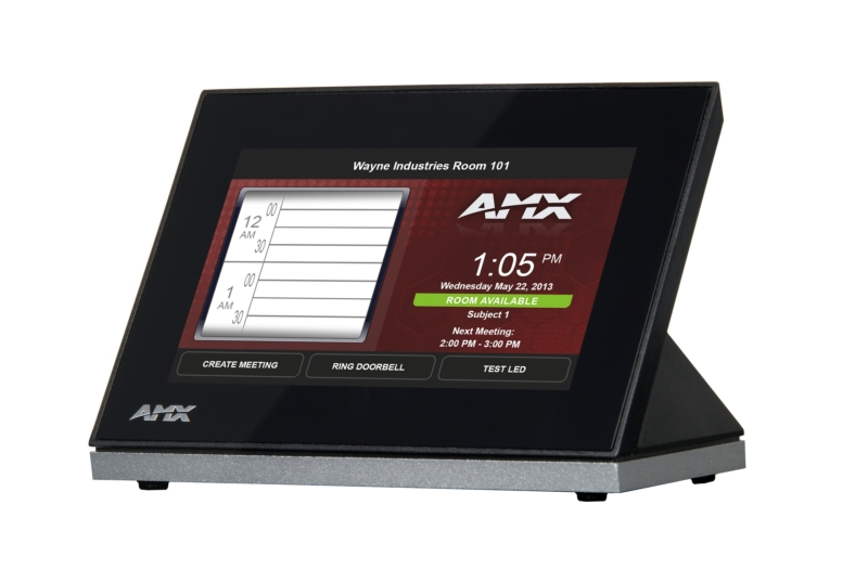 Mst 431 4 3 Quot Modero S Series Tabletop Touch Panel Amx