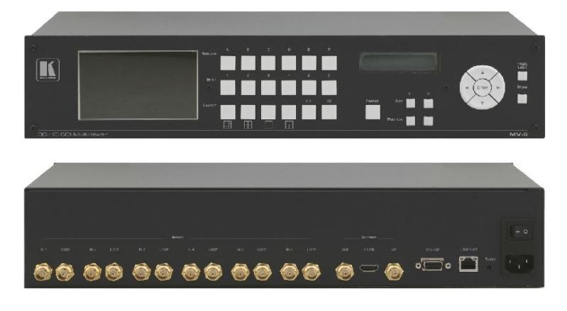 Kramer Electronics USA, Inc. - MV-6