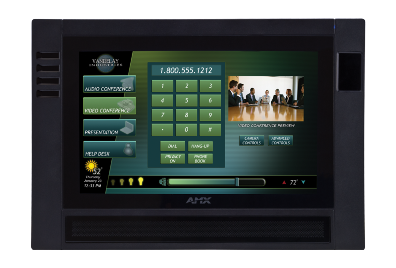 Mvp 9000i Gb 9 Quot Modero Viewpoint Touch Panel With
