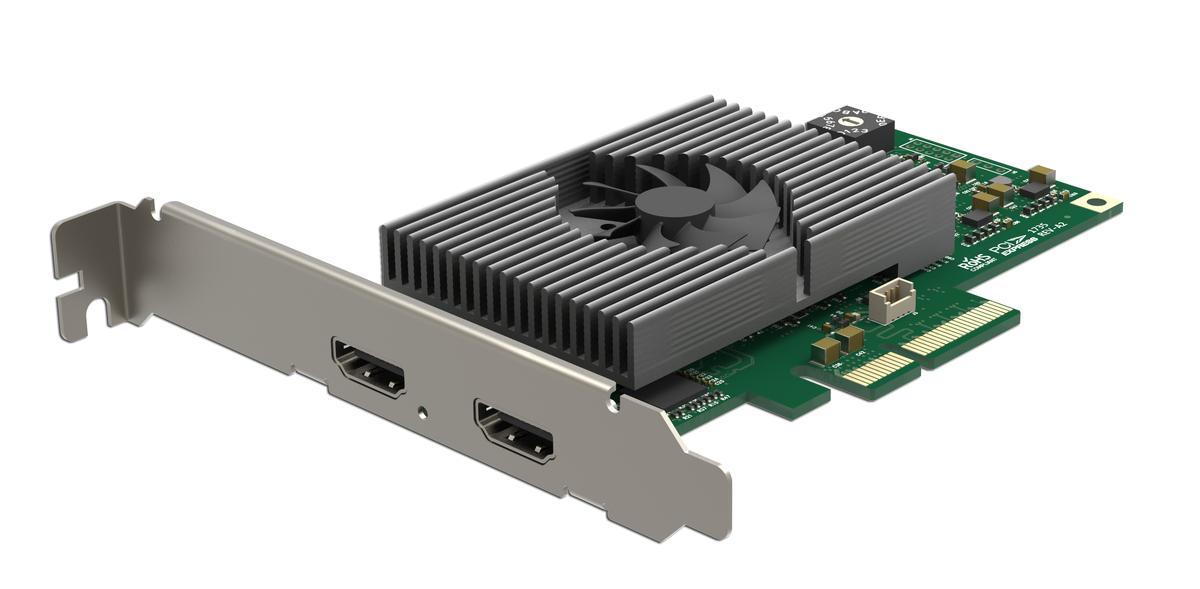 Magewell Electronics - Pro Capture HDMI 4K Plus LT