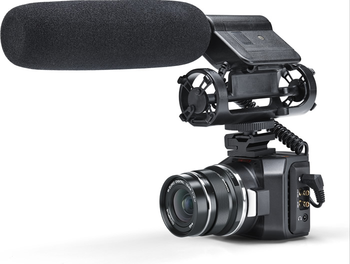 Blackmagic Design - Micro Studio Camera 4K