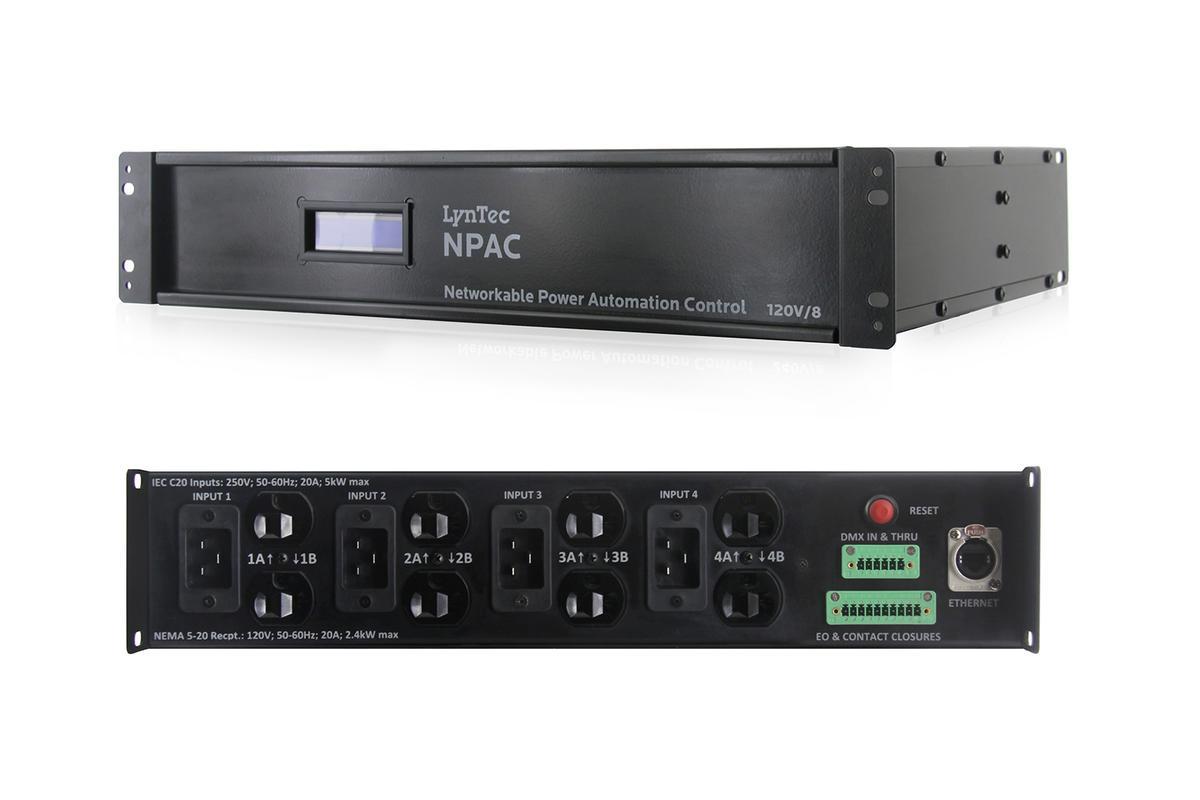 LynTec - NPAC-120-4