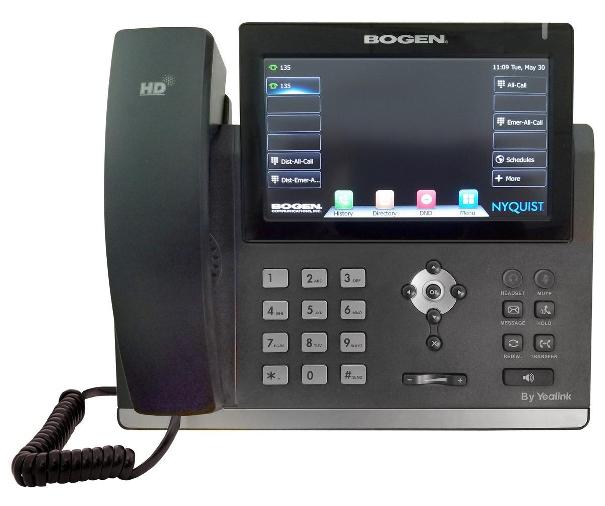 Bogen Communications, Inc. - NQ-T1100
