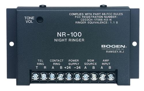 Bogen Communications, Inc. - NR100