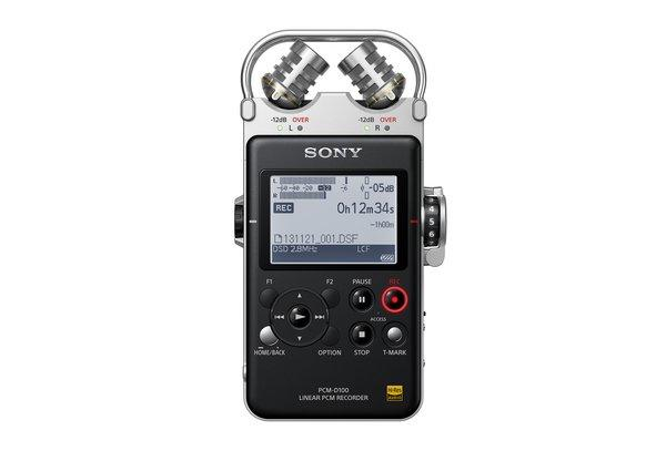 Sony Professional Solutions of America - PCMD100