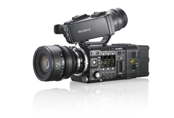Sony Professional Solutions of America - PMWF55
