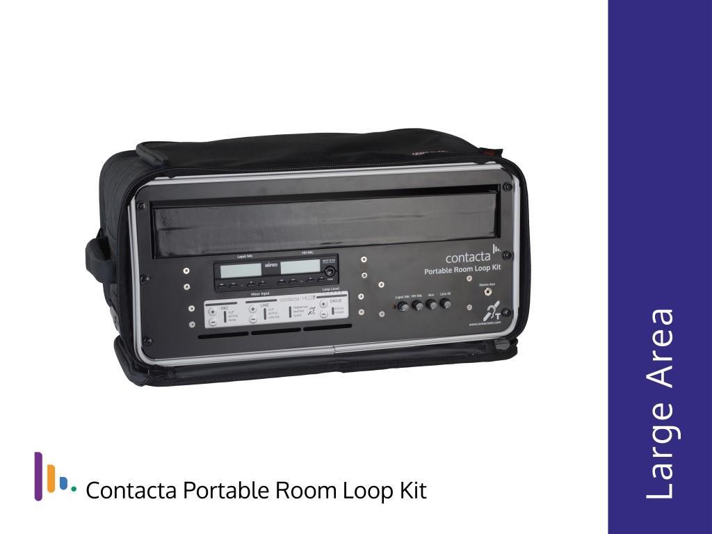 Contacta Prlk Contacta Portable Room Loop Kit Prlk