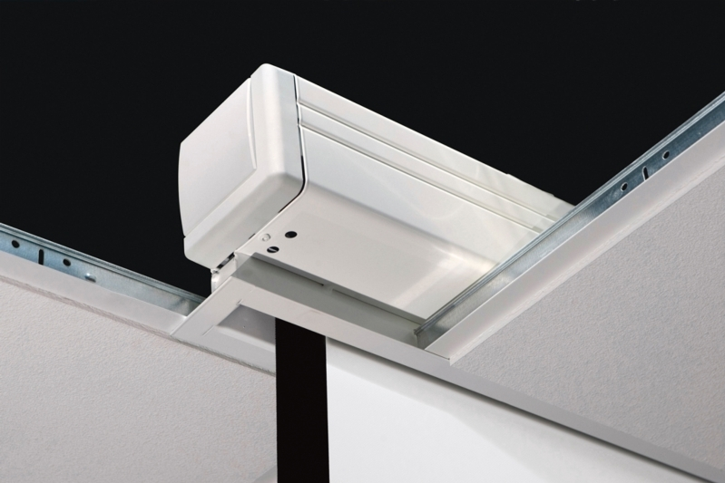 Ceiling Mounting Kit For Recessed Projection Screen