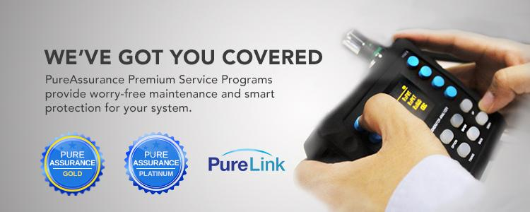 PureLink - PureAssurance Gold and Platinum Service Packages