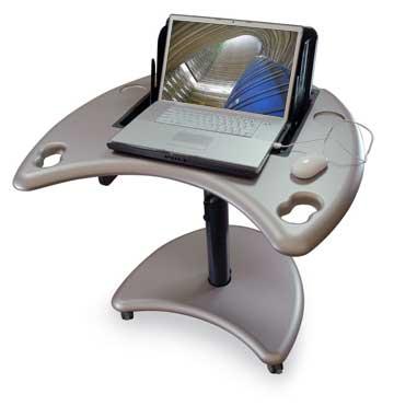 Quark | Mobile Computer Tables | CBT / SMARTdesks | AV-iQ