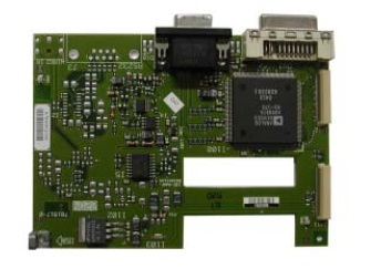 Barco - DVI/D15 input board for iCon