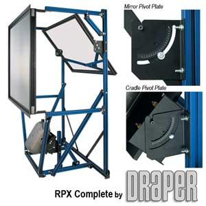Draper, Inc. - RPX Rear Screen Systems