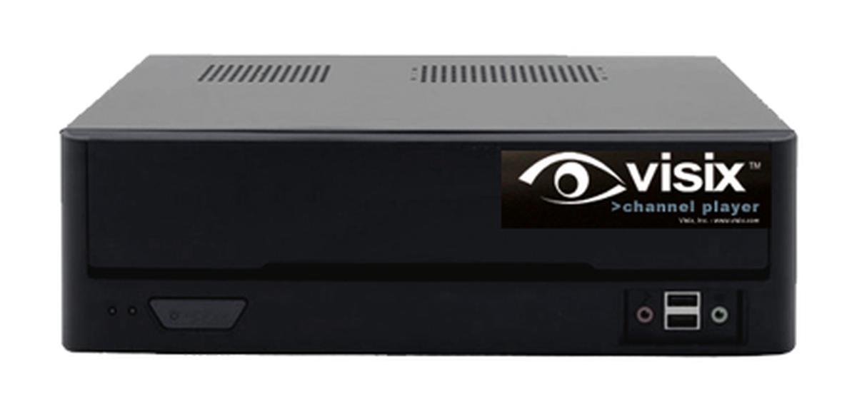 Axis Tv Cps Desktop Media Player Visix Inc Av Iq