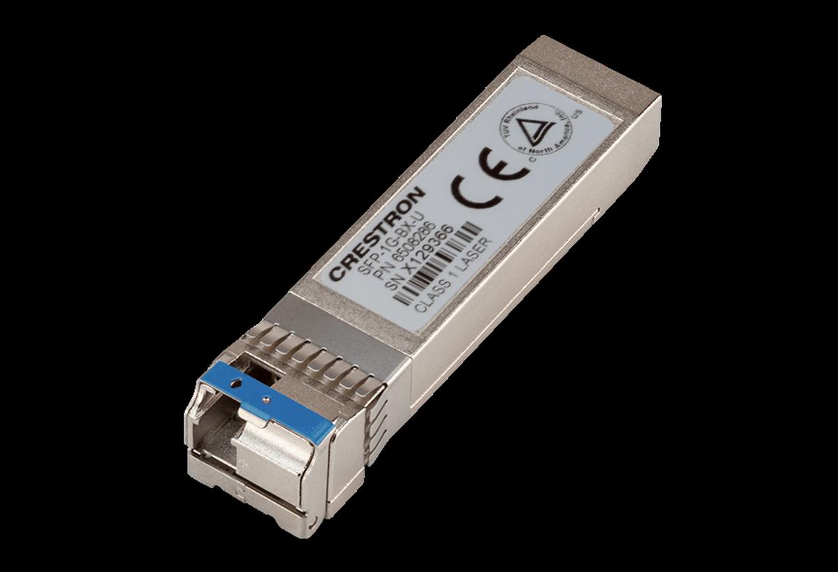 Crestron Electronics, Inc. - SFP-1G-BX-U