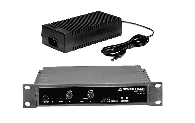 Sennheiser Electronic Corp. - SI 1015/NT