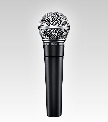 Shure Incorporated - SM58-LC