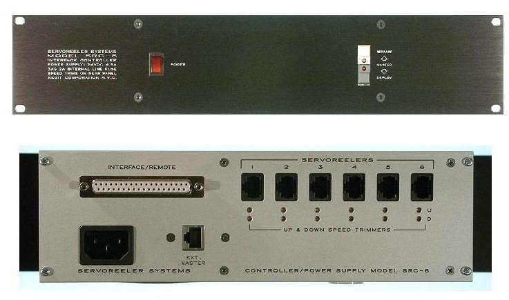 Servoreeler Systems - SRC-6