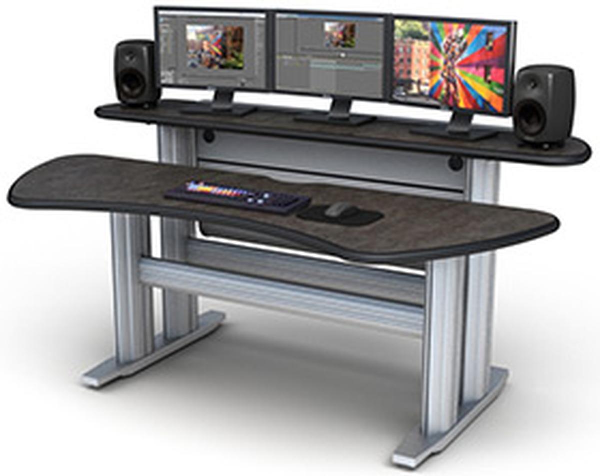2 Level Computer Desk Best Home Design 2018