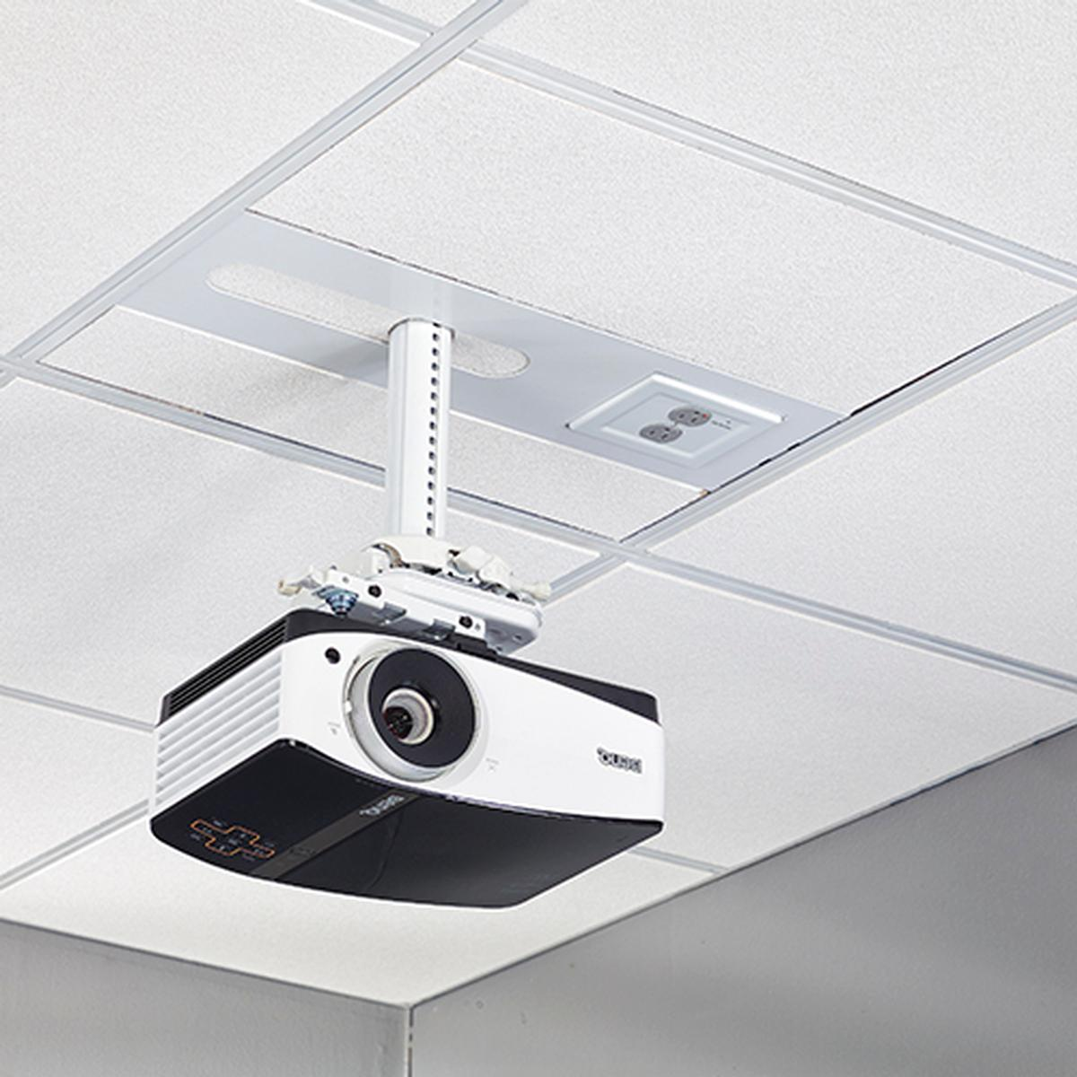 Sysauwp2 Universal Suspended Ceiling Mount Projector