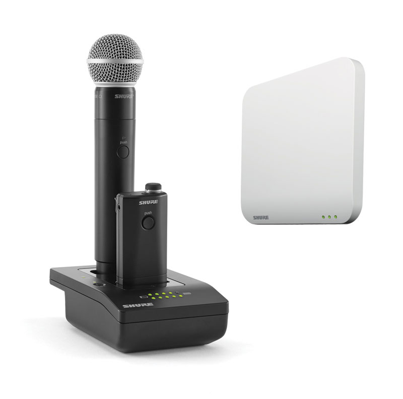 Shure Incorporated - Microflex® Wireless Two-Channel System