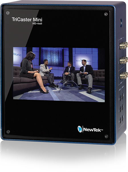 NewTek, Inc. - TriCaster Mini HD-4 sdi