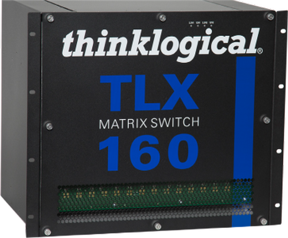 Tlx160 Tlx160 Matrix Switch Thinklogical A Belden