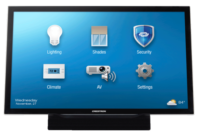 Tsd 2020 20 Quot Hd Touch Screen Display Crestron