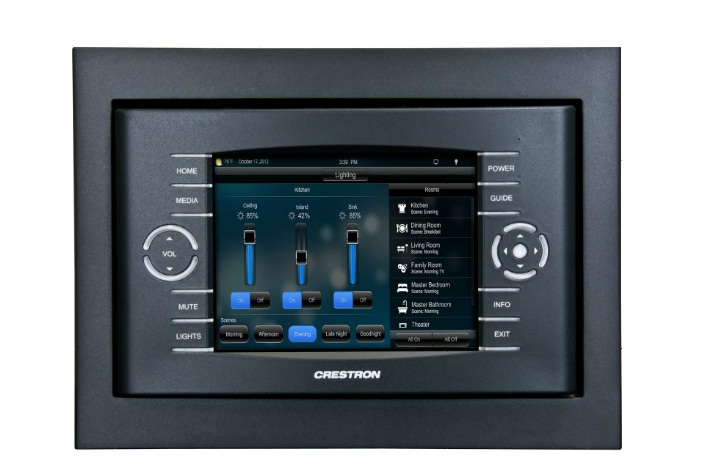 Crestron Electronics, Inc. - TST-602-WALL-B-S