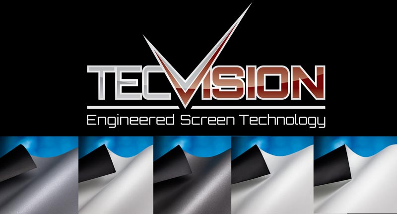 Draper, Inc. - TecVision - Engineered Projection Screen Surface
