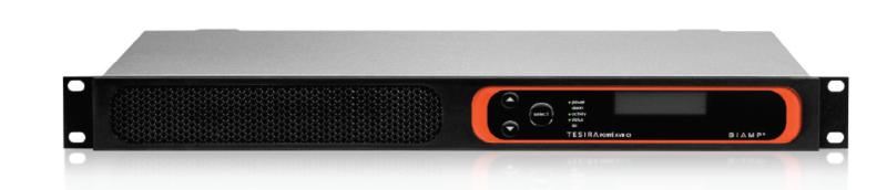 Tesiraforte Avb Ci Digital Audio Server With Audio Video