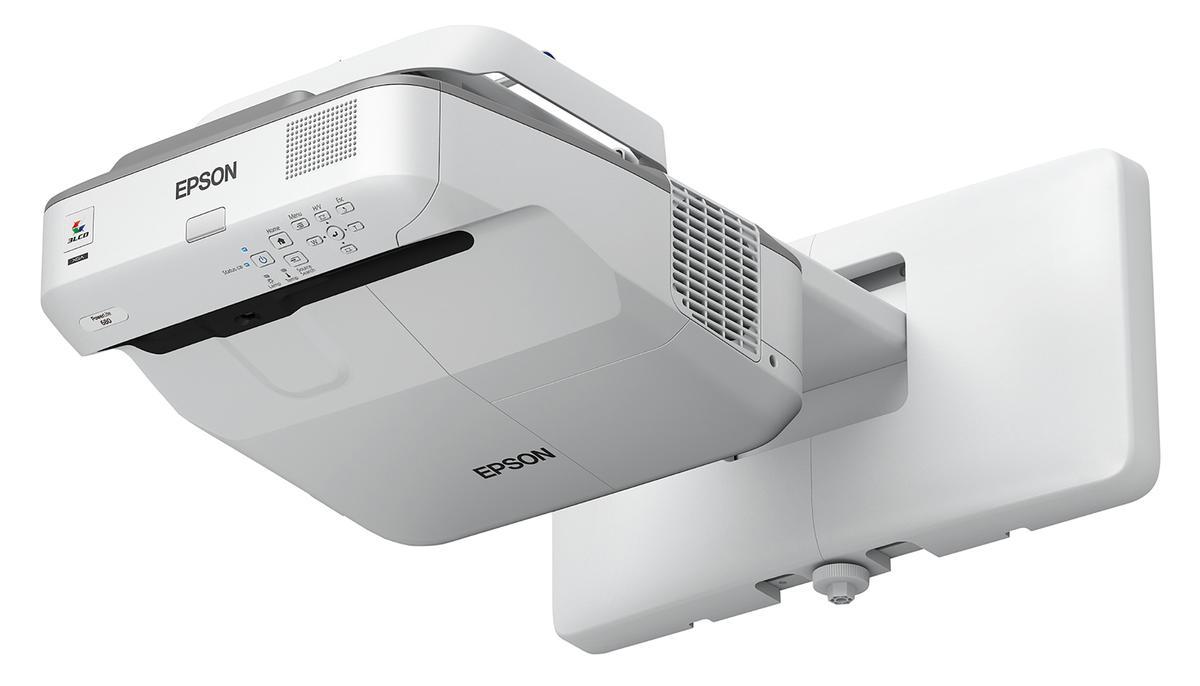 EPSON - PowerLite 680 for SMART