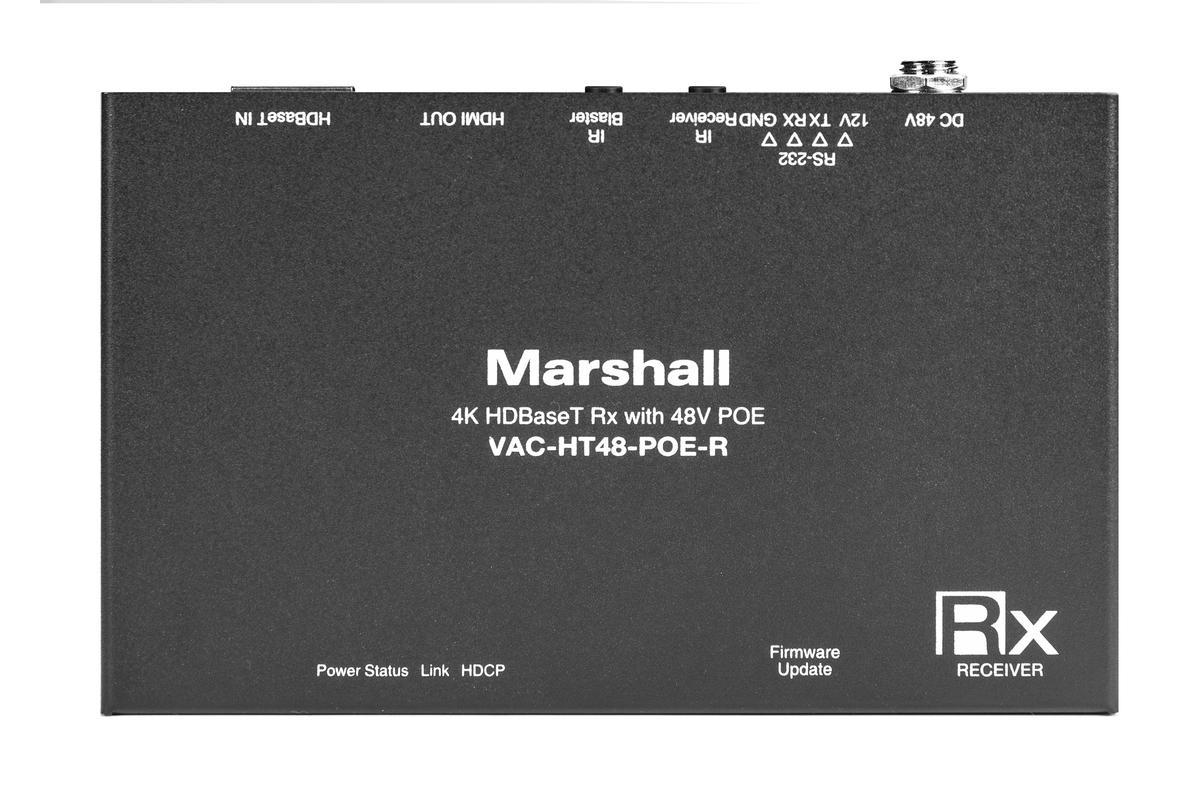 Marshall Electronics, Inc. - VAC-HT48-POE-R