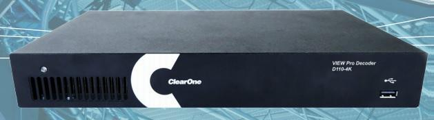 ClearOne - VIEW Pro D110-4K