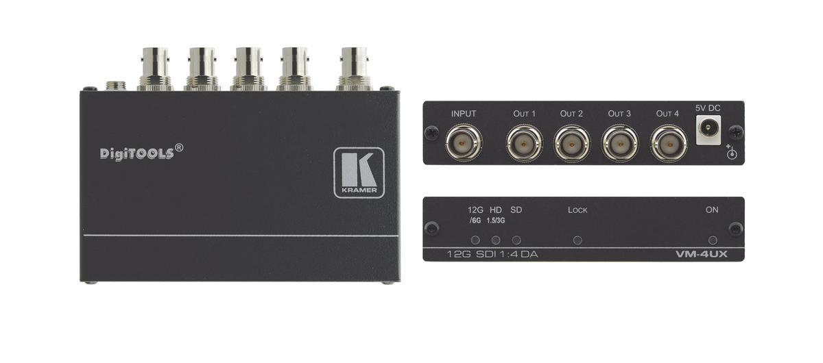 Kramer Electronics USA, Inc. - VM-4UX
