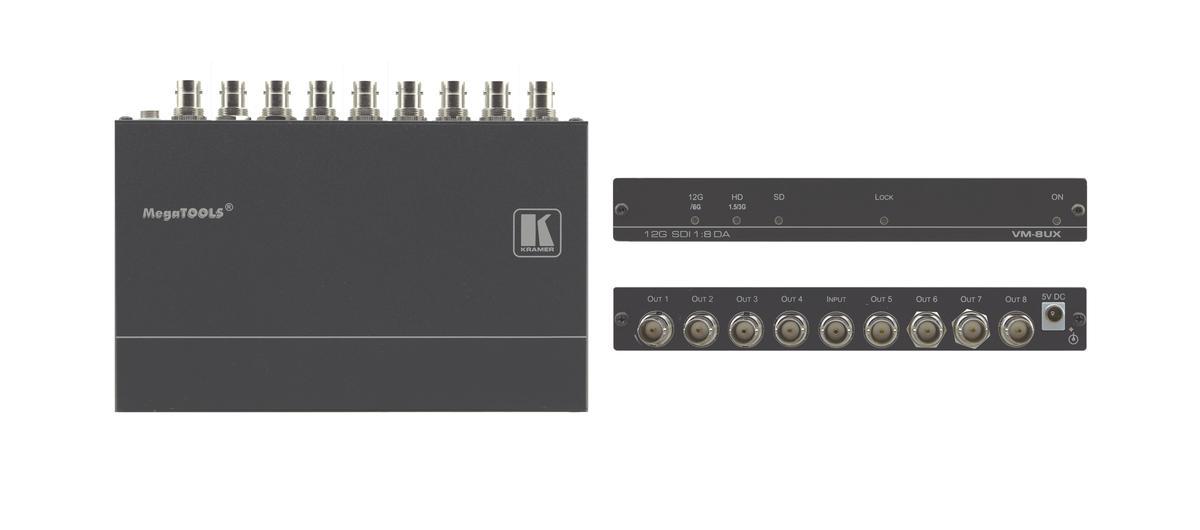 Kramer Electronics USA, Inc. - VM-8UX