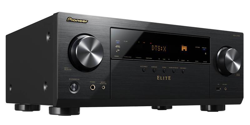 Pioneer Electronics (USA) Inc. - VSX-LX102