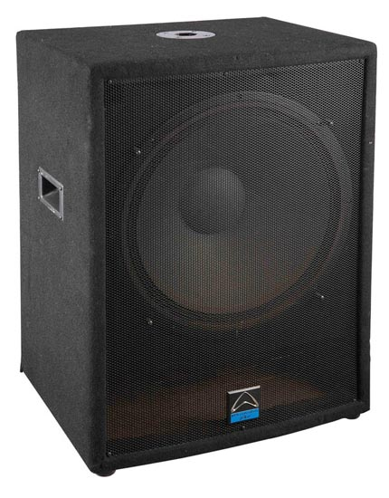 Vs 18bx 18 Inch High Output Bass Driver Subwoofer